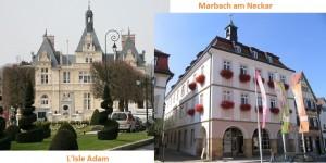 Mairies Isle Adam-Marbach